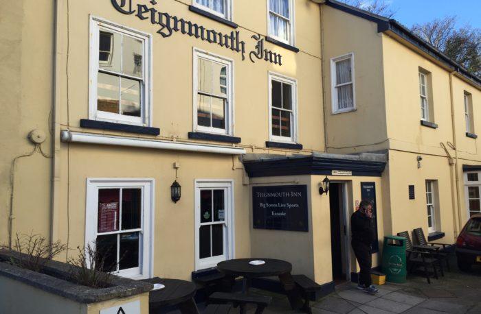 Teignmouth Inn revamp