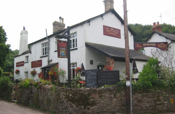 Butchers Arms, Abbotskerswell