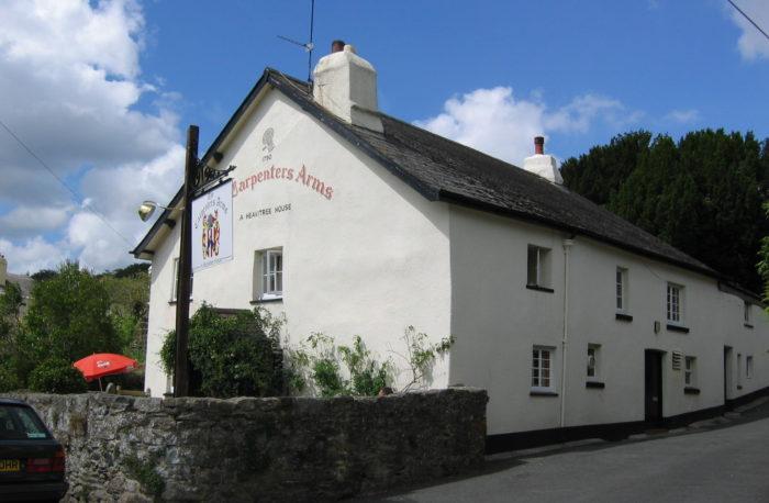 Carpenters Arms, Ilsington