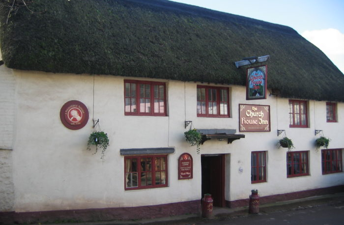 Church House Inn, Stokeinteignhead