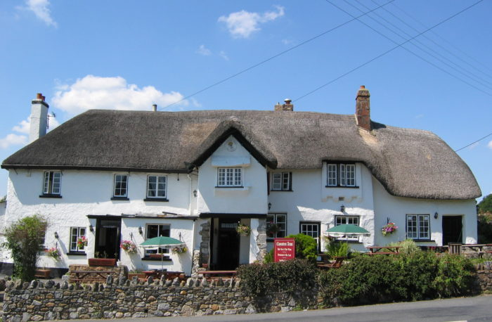 Claycutters Arms, Chudleigh Knighton
