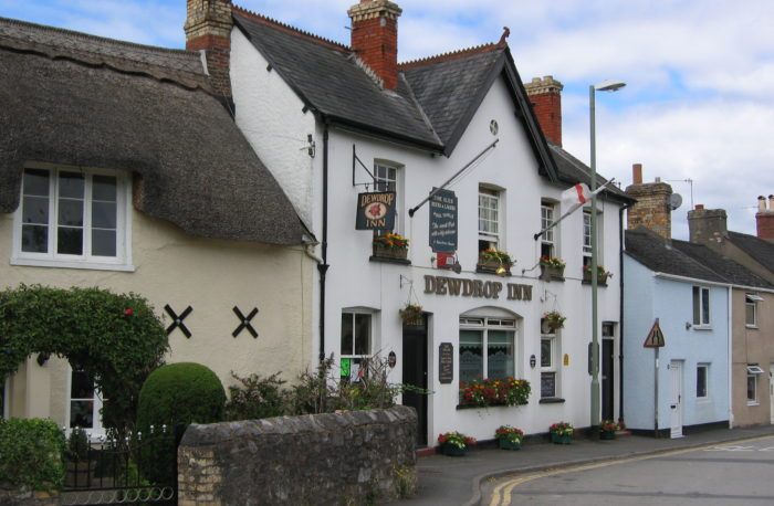 Dewdrop Inn, Kingsteignton