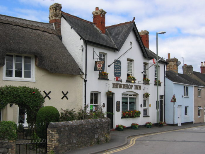 The Dewdrop Inn