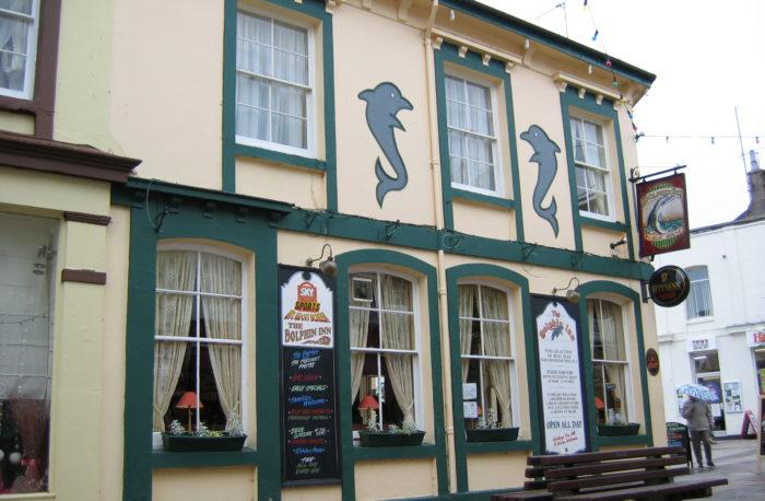 Dolphin Inn Old