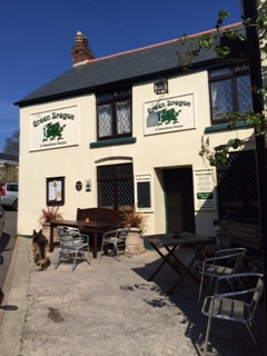 Green Dragon, Dartmouth
