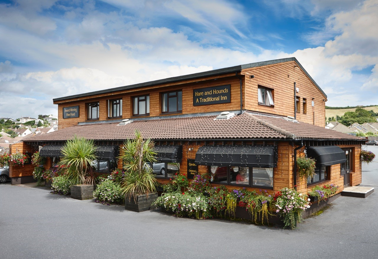 Pub Food With Play Area Brixham