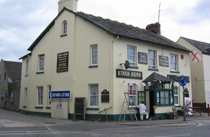 King's Arms Kingsteignton