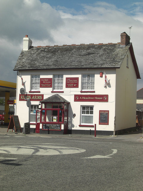 Kings Arms, Kingsteignton