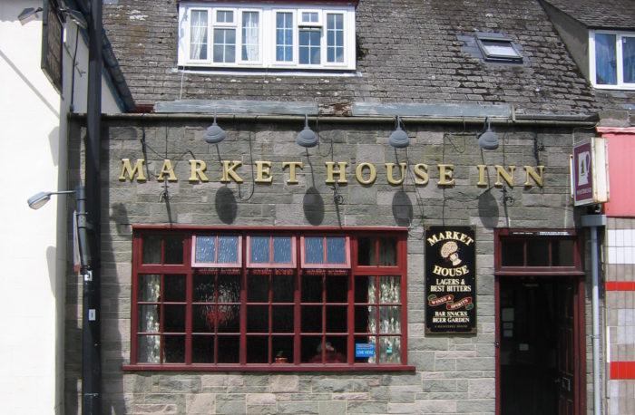 Market Gate, Newton Abbot