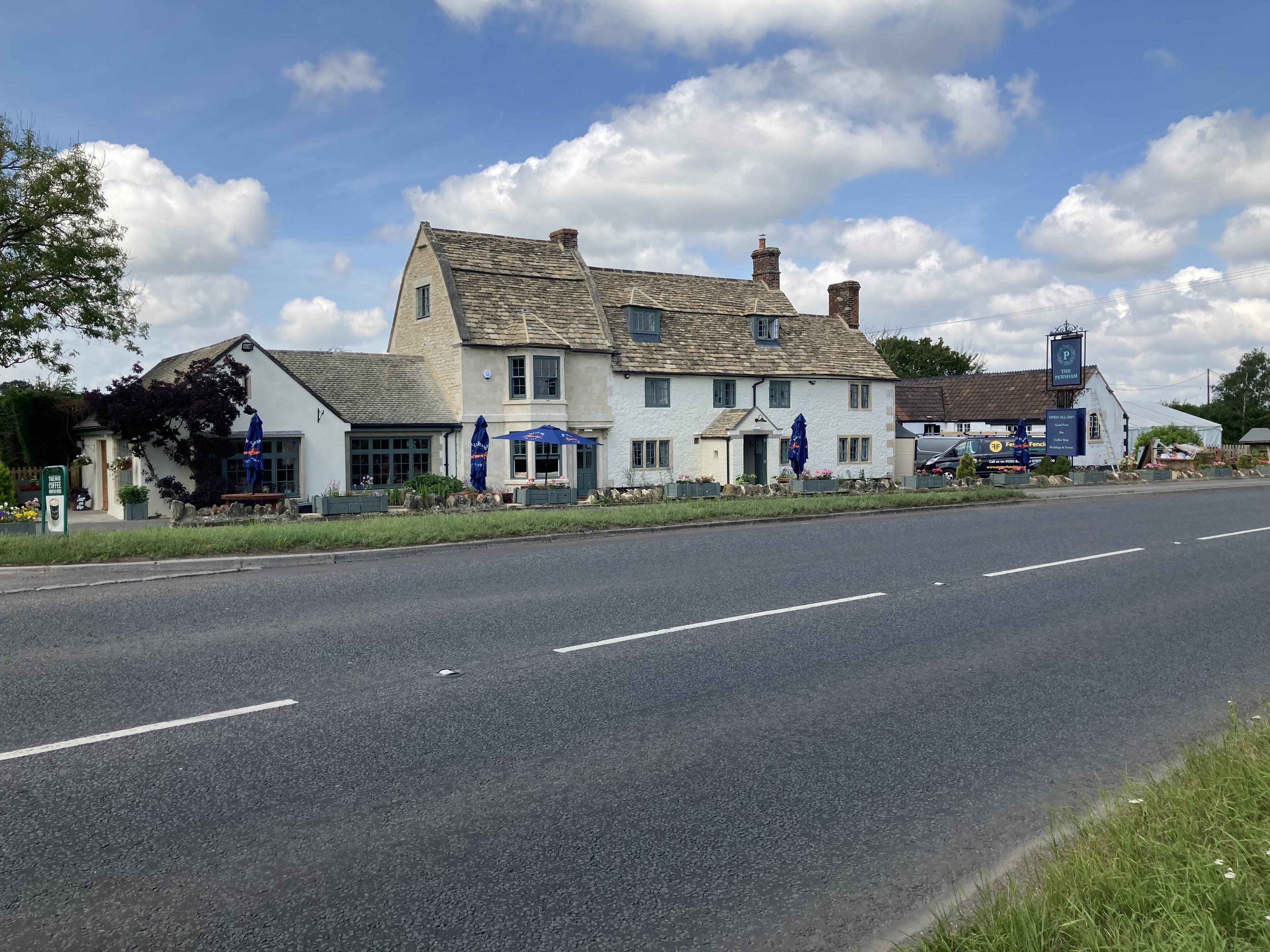 The Pewsham