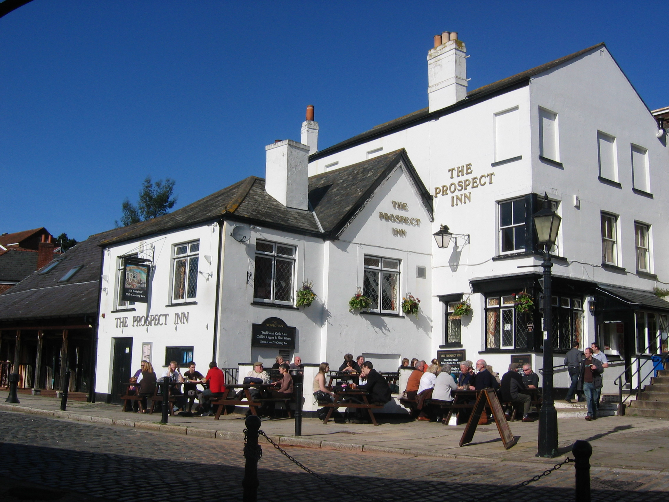 Prospect Named One Of Best Devon Pubs