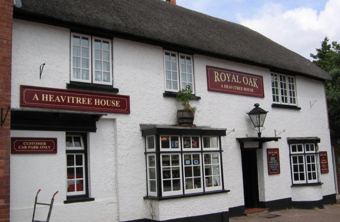 Royal Oak, Heavitree, Exeter