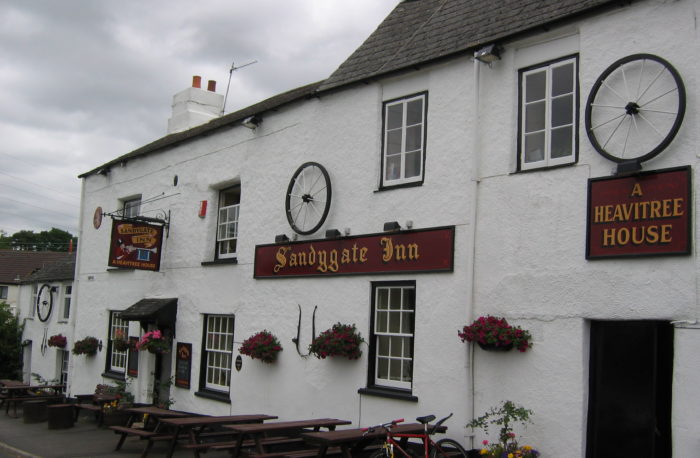 Sandygate Inn, Kingsteignton