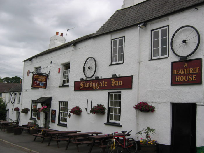 The Sandygate Inn
