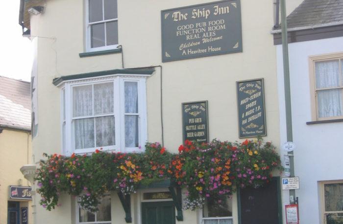 Ship Inn, Chudleigh