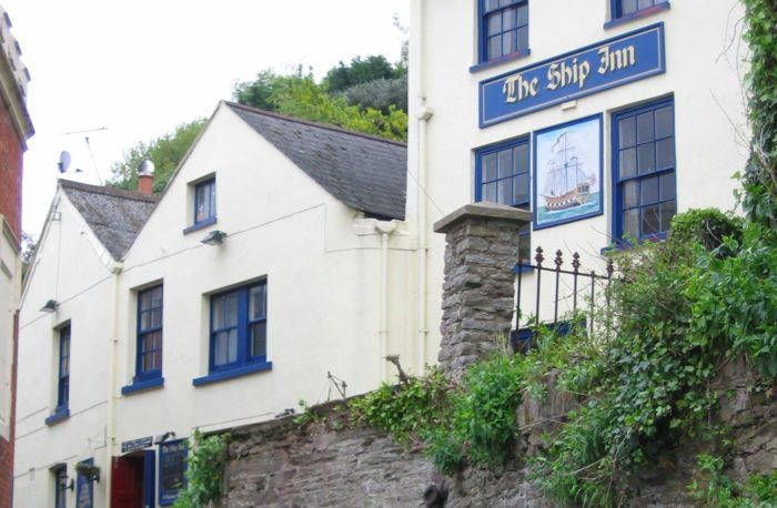 Ship inn kingswear