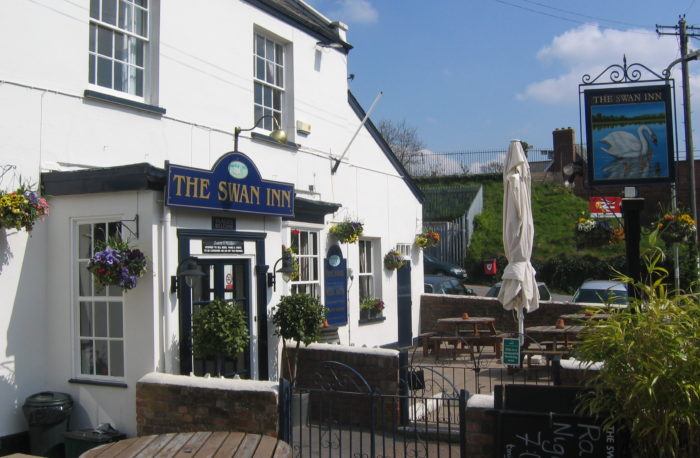 Swan Inn, Lympstone