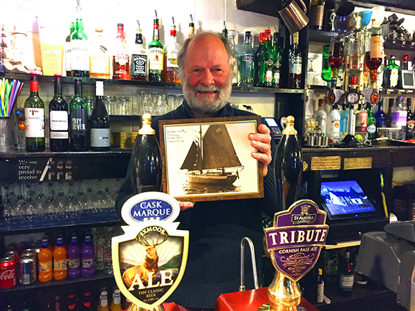 Green Dragon Landlord Sets Sail Again