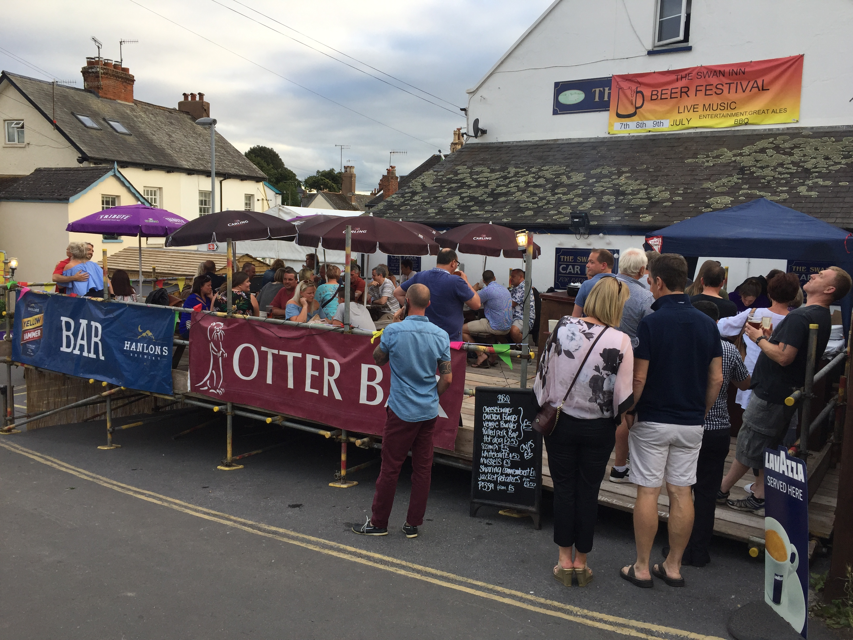 Swan Inn Beer and Cider Festival