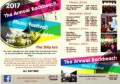 Ship Inn Bank Holiday Festival