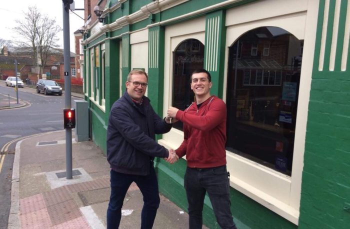 Joe Leaves Henry's Bar after 20 years