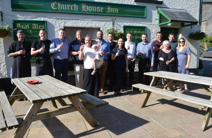 Church House Inn Reopens