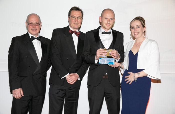 Cricket Inn Receives Gold Award