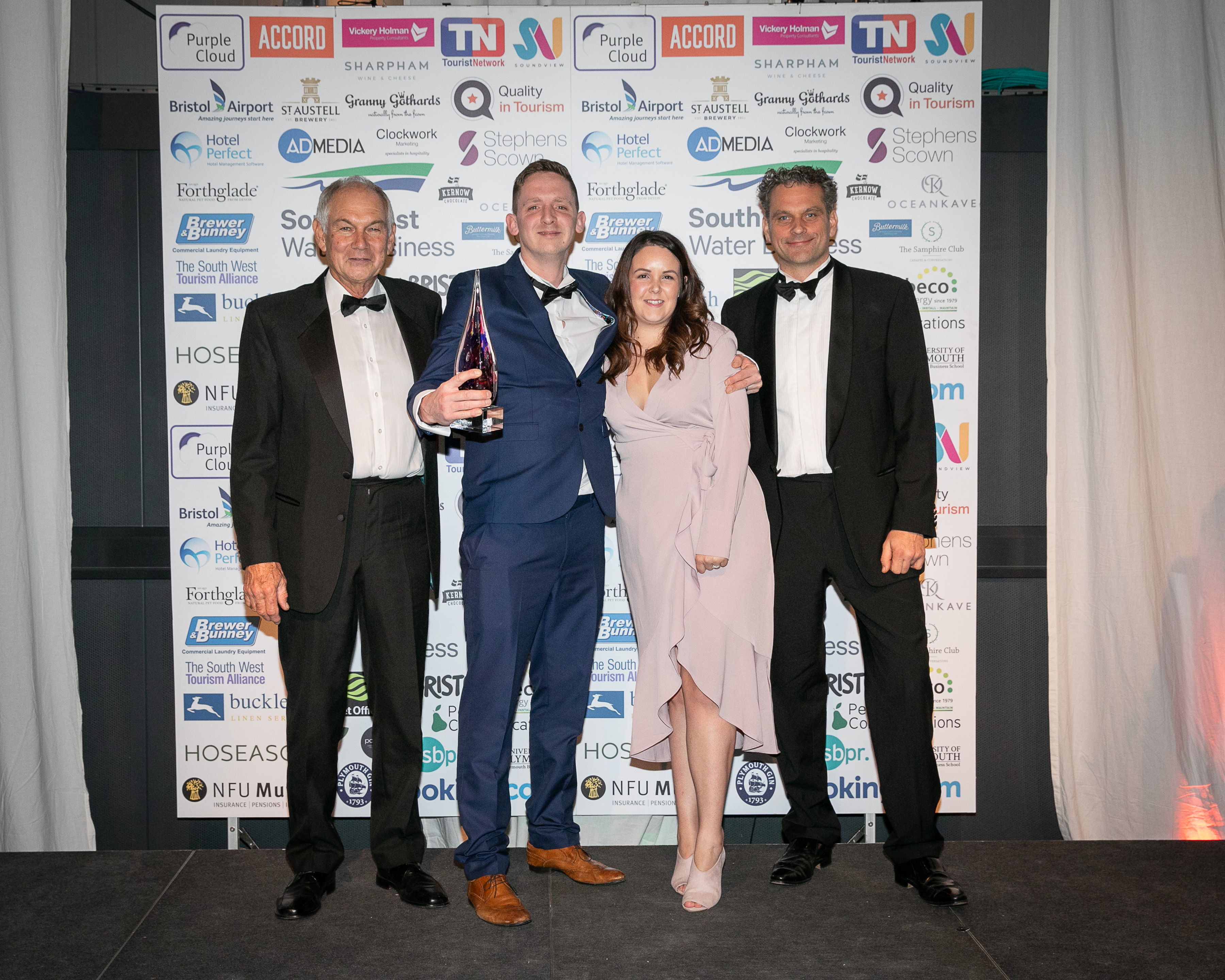 Cricket Inn strikes gold at tourism awards