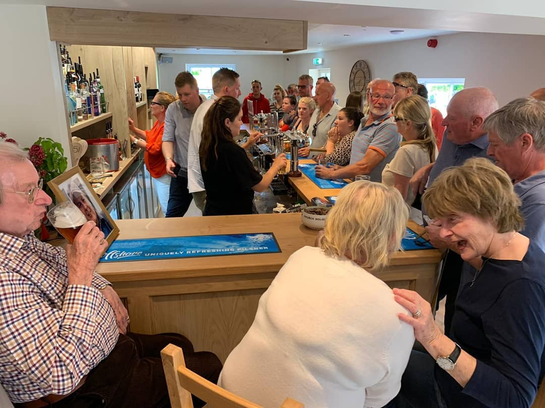 Church House Stokenham Reopens