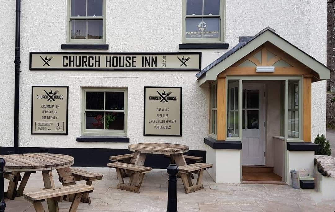 The South Hams pubs with indoor barbecues all year round