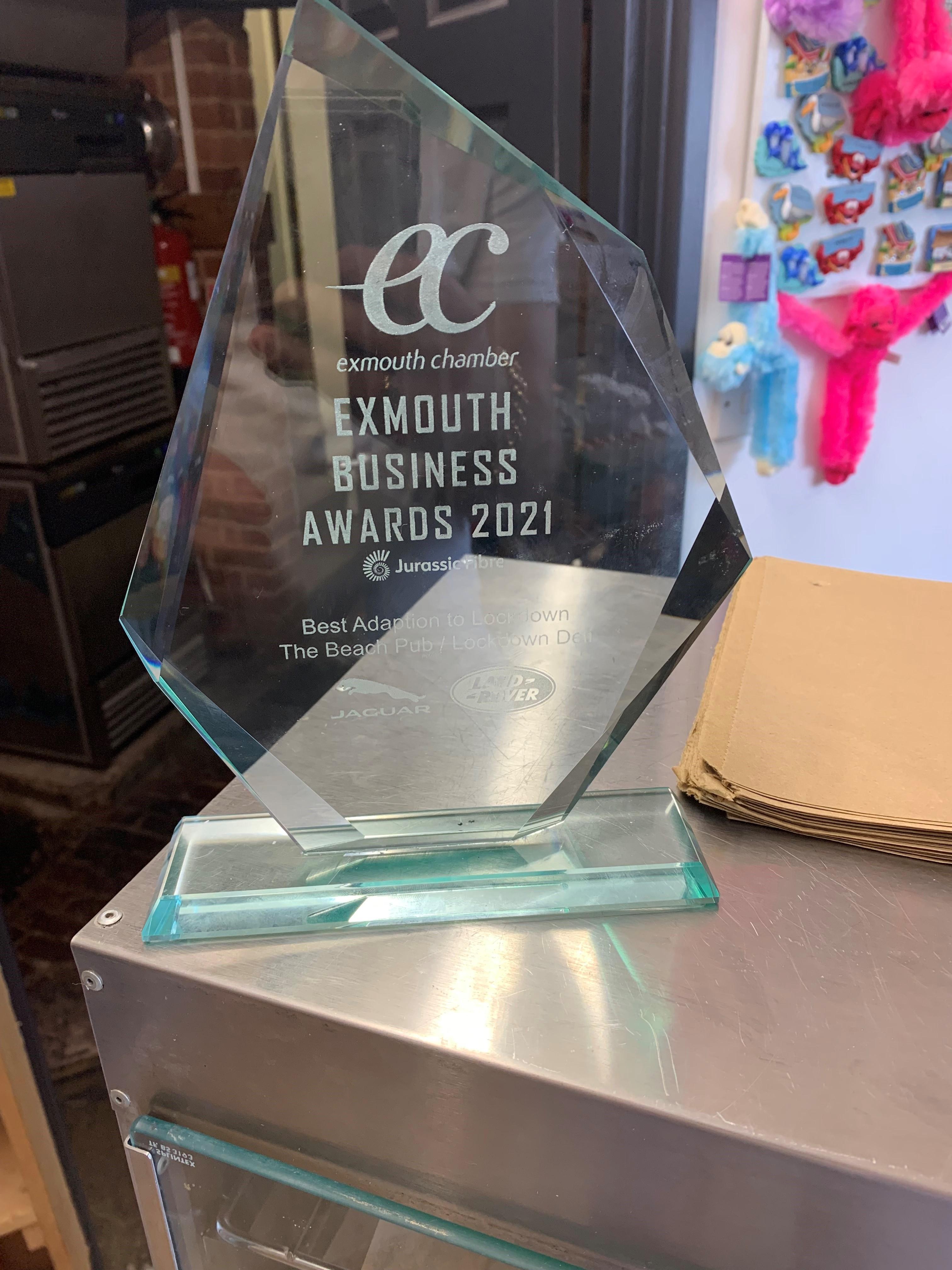 Exmouth Business Awards 1